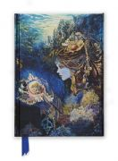 Daughter of the Deep Foiled Notebook - Josephine Wall